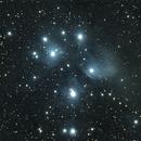 M45, The Pleiades,                                John O'Neal, NC S...