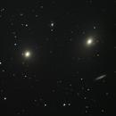 Messier 84 & 86,                                Jon Stewart