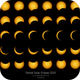 2020 Partial Solar Eclipse,                                Johnson Lo