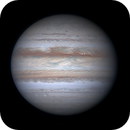 Jupiter: improved resolution with a greater image scale/ pixel resolution,                                Niall MacNeill
