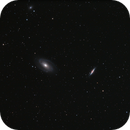 Bode's Galaxy Widefield,                                Keith Hanssen