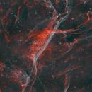 Vela Supernova Remnant - Close Up,                                HaydenAstro