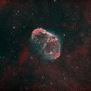 NGC6888 in HOO,                                Terri