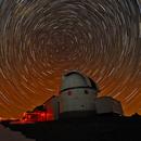 Pic Chateau-Renard Observatory StarTrail,                                Didier FOURNIL