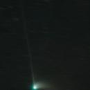 Comet Catalina: 15JAN16 (~nearing Earth),                                Jan Curtis