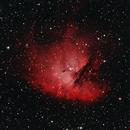 NGC281 - Pacman Nebula,                                Gabriel Dornier