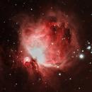 Orion Nebula,                                Ghernandez110