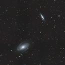 M81 & M82,                                Garth
