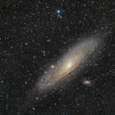 300mm Andromeda,                                Arno Rottal