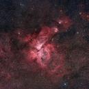 Eta Carina Nebula NGC 3372 LRGB,                                Tom Peter AKA Astrovetteman