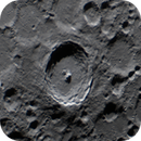 Moon - Tycho & Clavius Crater,                                Steve Ludwig