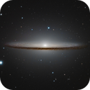 M 104 The Sombrero Galaxy,                                astro_m