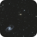NGC 1365  Great Barred Spiral Galaxy - Widefield,                                DaveS