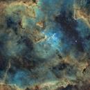 IC 1805 - Inside the Heart Nebula,                                pete_xl