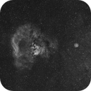 NGC 7822 - Cederblad 214 (Ha),                                Dzmitry Kananovich