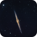 NGC 4565, Needle Galaxy,                                w4sm