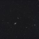 M82 & M81 wide field,                                Marek Smiatacz