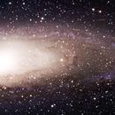 Messier 31,                                Stephen Prevost