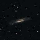 NGC 3628 Galaxia Hamburguesa (Powermate2X),                                Astroneck