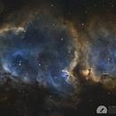 IC1848 Soul Nebula,                                Graem Lourens
