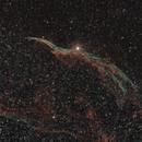 NGC6960- western veil,                                Gorden