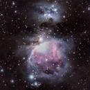 M42, Sh2-279, NGC 1981,                                Grant Twiss