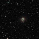 M57 in HOO (2),                                MicRaWi