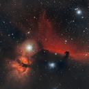 IC 434 - Horsehead Nebula (08 Nov 2020),                                Bernhard Suntinger