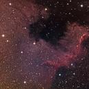 NGC 7000 North American Nebula,                                JD