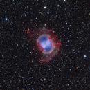 M27 - The Dumbbell Nebula,                                Jordan Cook