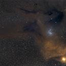 Huge Dark Cloud Barnard 44,                                Florian_Neumann-Pieper