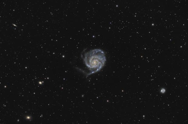 M101 - you spin me right round baby!,                                Maria Pavlou