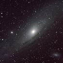 Andromeda First Light,                                psychwolf