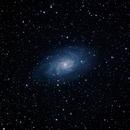 Triangulum galaxy,                                Costin Popescu