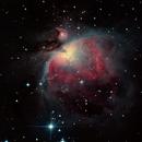 M42 - Orion Nebula,                                Carlos Martínez Díaz