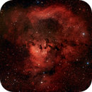 NGC7822 6kx6k 2-Panel RASA Bi-Color,                                Jim Lindelien