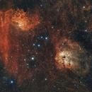 Flaming Star Nebula_IC405,                                photoman888