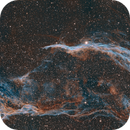 NGC 6960 Western Veil Nebula,                                T Young