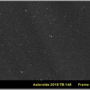 Asteroïde 2015 TB 145,                                mario_hebert