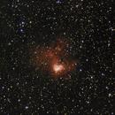 NGC 1491,                                Simone Martina