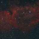 IC 1848  Soul Nebula - Nebulosa Anima,                                Alessandro Curci