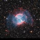 M27 The Dumbbell Nebula CI AstroBin Special,                                Morten Balling