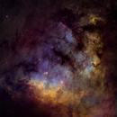 NGC  7822,                                Manuel Huss