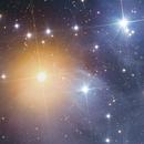 Venus passes over Pleiades,                                Amir H. Abolfath