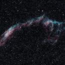 NGC 6992 The Eastern Veil Nebula,                                Nicholas Gialiris