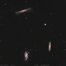 Léo Triplet M65_M66_NGC 3628,                                Sylvain Lefebvre