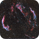 Cirrus Nebula - a Supernova remnant in Cygnus,                                Okke_Dillen