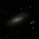 Messier 90,                                Mark Spruce