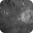 Moon - Copernicus Lunar Crater,                                Douglas J Struble