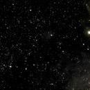 Swan nebula in narrowband,                                Mike